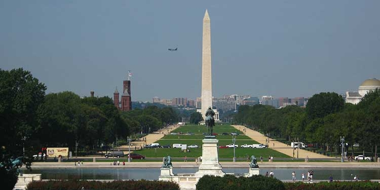 Completato il Monumento di Washington