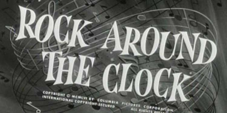 Esce negli USA la celebre canzone Rock Around the Clock