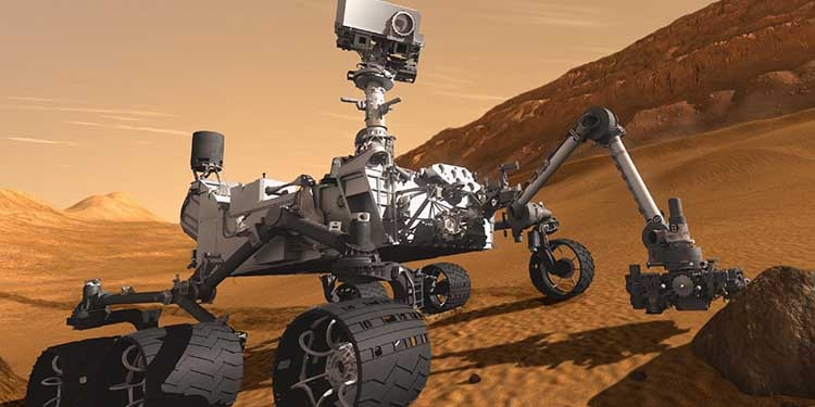 Lanciato il rover marziano Curiosity dal Kennedy Space Center