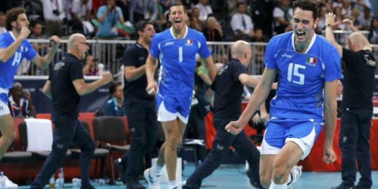 L'Italvolley vince la World League
