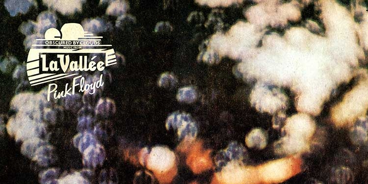 I Pink Floyd pubblicano l'album Obscured by Clouds
