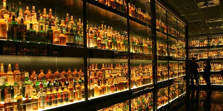 John Cor registra il primo lotto di scotch whisky