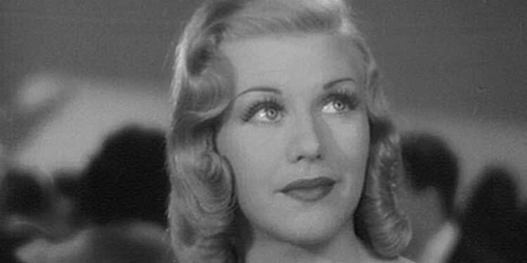 Nasce Ginger Rogers, star del cinema hollywoodiano