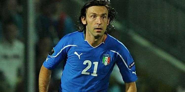 19 maggio 1979: nasce andrea pirlo, famoso calciatore italiano